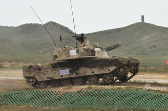VT4、VT5坦克打靶百发百中