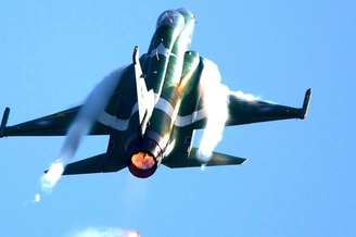 巴基斯坦空军的绿皮枭龙大图集