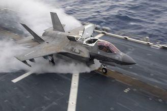 又挑衅!美两栖舰载F35闯南海