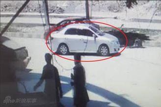 中国夫妇巴基斯坦遭绑架现场!