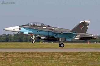 美军F18到处客串!模拟俄军机