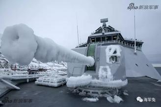争夺极地资源?中国缺这种军舰
