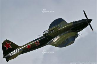 二战飞机再飞!莫斯科航展现场