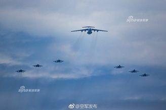 俄罗斯参赛战机部队抵达中国!