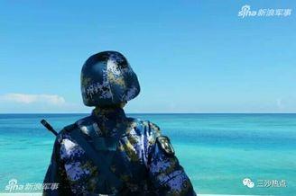 中国领土!南沙美丽的岛礁风光