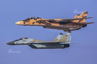 和中国错过!伊朗F14和米格29