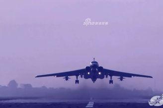 """我空军轰6K找到了战力""""增强剂"""""""