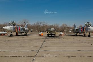 俄航空飞镖大赛主力战机都上阵