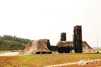 空军地导营千里机动红旗9压阵