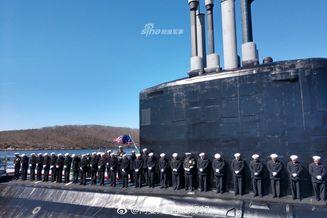 美第15艘弗吉尼亚级核潜艇服役
