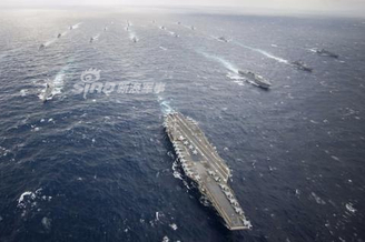 美国海军最强大的15种水面战舰