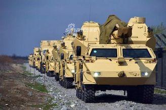阿塞拜疆军演核心重装备全靠买