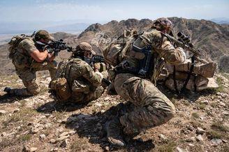 美特种部队至今仍在阿富汗剿匪