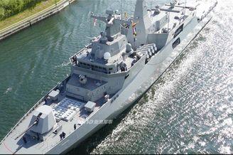 埃及20亿欧购买两艘德国护卫舰