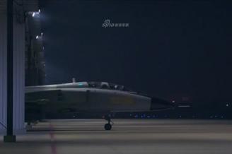 空军航空兵跨昼夜实弹射击训练