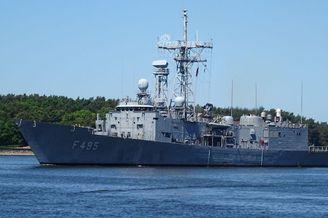 土耳其海军主力舰系美国二手货