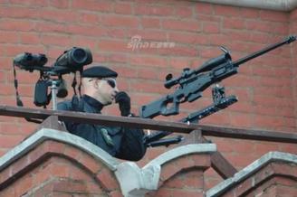 俄特种部队装备英国狙击步枪