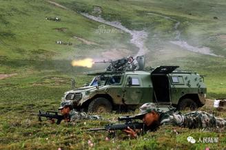 西藏军区英模连转型新合成部队