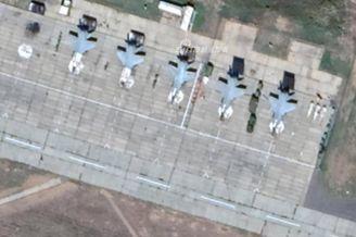 卫星照片惊现俄匕首导弹部署地