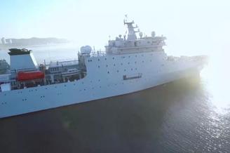 走近我海军远洋航海训练舰家族