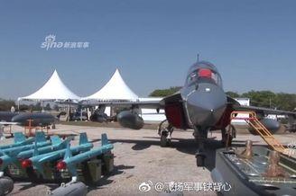 中国L15教练机在非洲天空翱翔