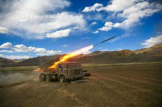 国产新型火箭炮采用模块化装填