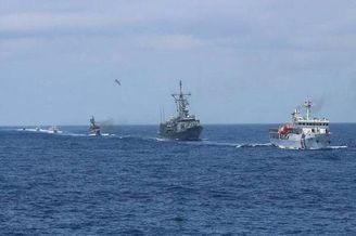 台将建33艘舰艇可加装雄风导弹