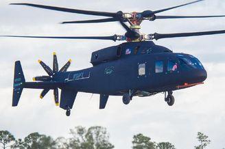 美国新一代直升机首飞速度翻倍
