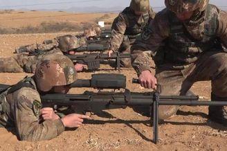 军媒探秘解放军新式狙击步枪