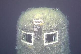 俄罗斯再探共青团员号潜艇残骸