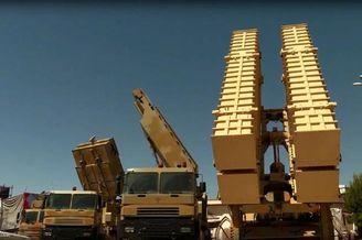 伊朗展示國產版S-300防空系統