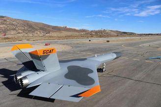 美隐形靶机将模拟歼20、苏57
