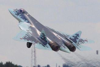 俄罗斯T-50战机翻身照曝光
