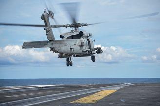 美军里根号航母再次部署至南海