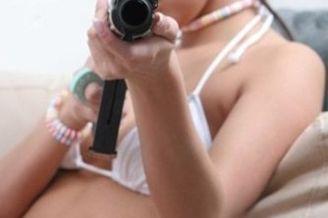战斗民族日常13:美女别开枪