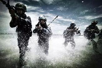 火蓝刀锋!中国陆战队全球行动