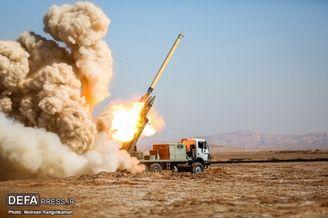 美称伊朗的火箭弹有中国技术
