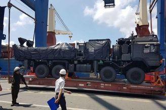 防水?越南接收以色列防空导弹