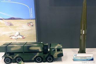 中国版M20导弹10秒可射两发!