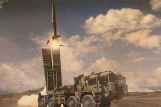 仿制中国!土耳其展示战术导弹