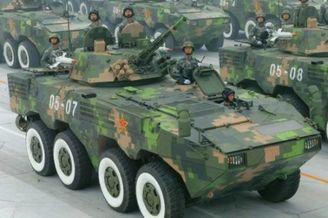 中国武器不低端!泰国买步战车