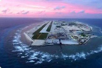 中国守礁官兵见证岛礁的巨变!