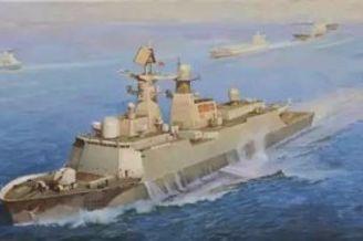 常驻印度洋!东海舰队护航档案