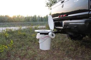 如厕有了专用车位:可停15分钟