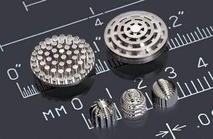 桌面式3D金属打印机来了