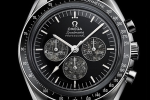 登月50周年:欧米茄重推Speedmaster腕表