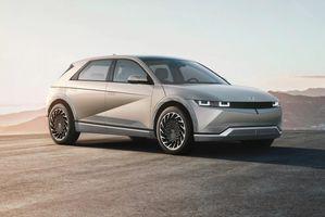 现代Ioniq 5 EV发布:锐利设计、双向充电