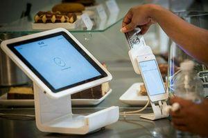 """美支付平台Square将推新一代""""iPad收款机"""":内置碰触式支付"""