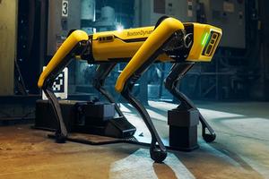 波士顿动力发布Spot机器狗新功能:智能重新规划路线