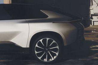 法乐第未来首款量产车高清图